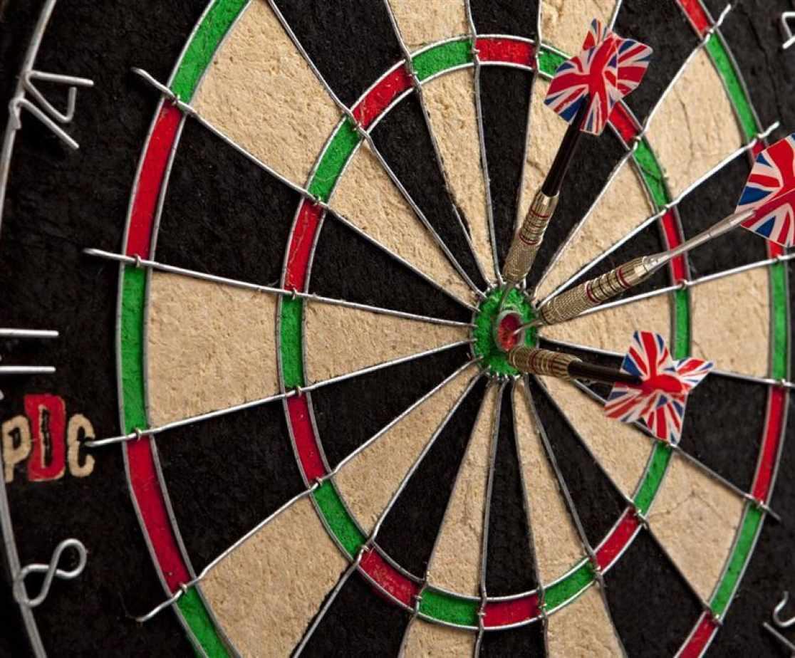 Westcombe-dartboard