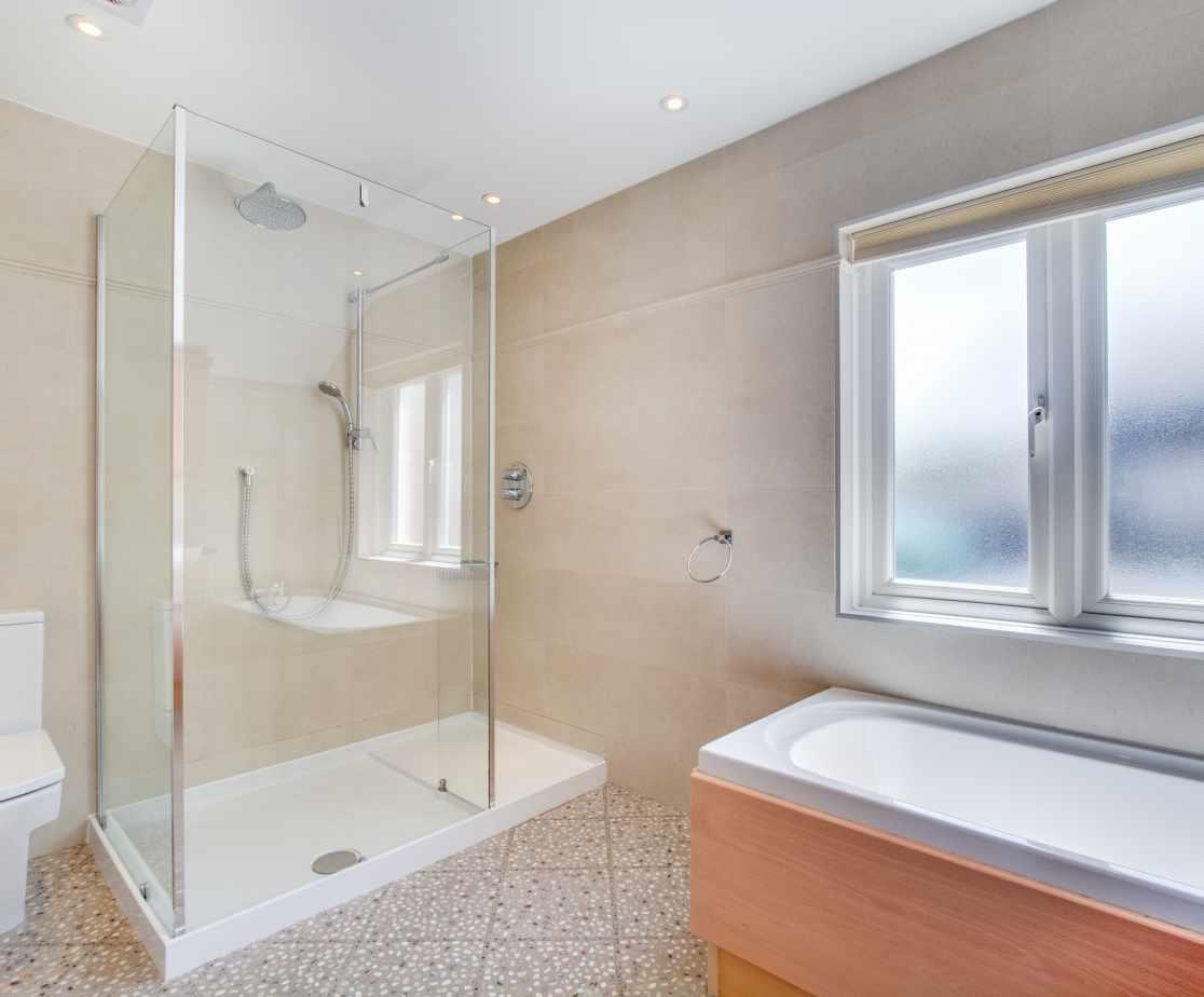 En suite Shower Room to Bedroom 1