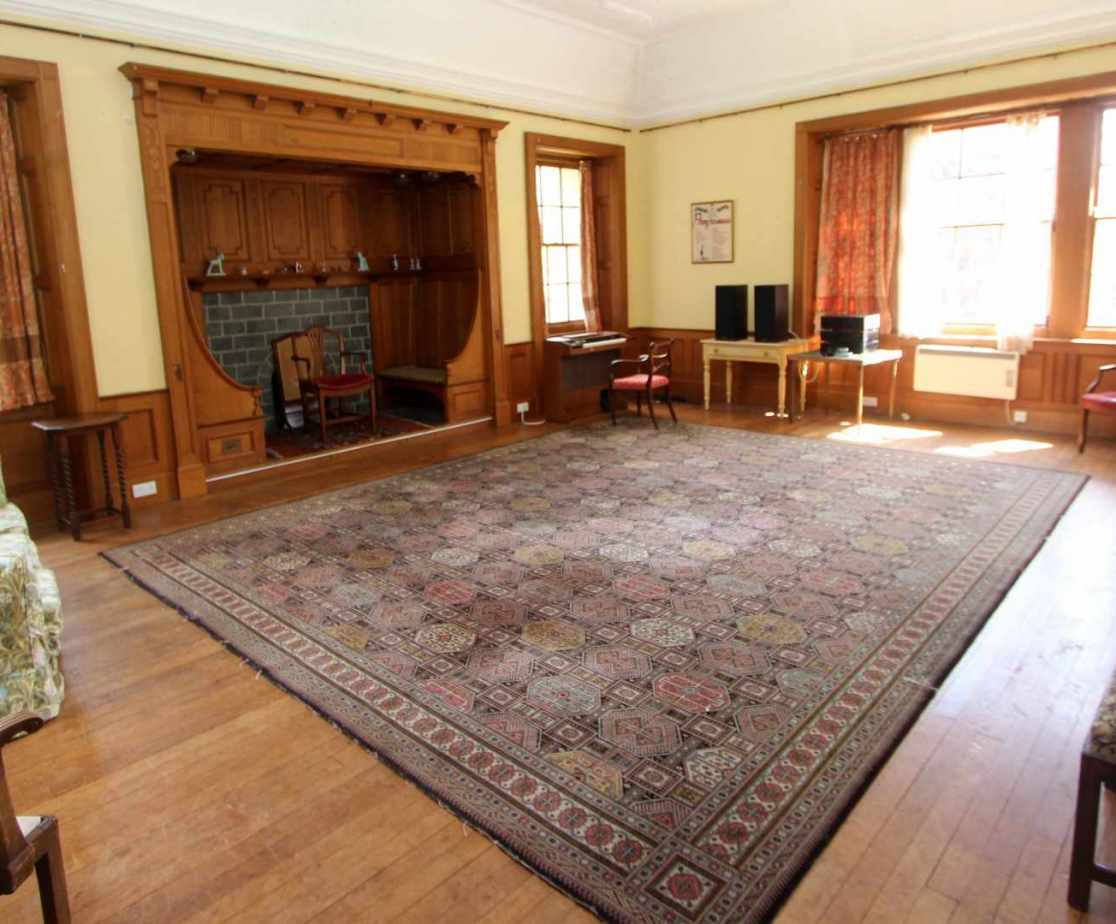 This amazing room is perfect for a ceilidh, a party or a conference