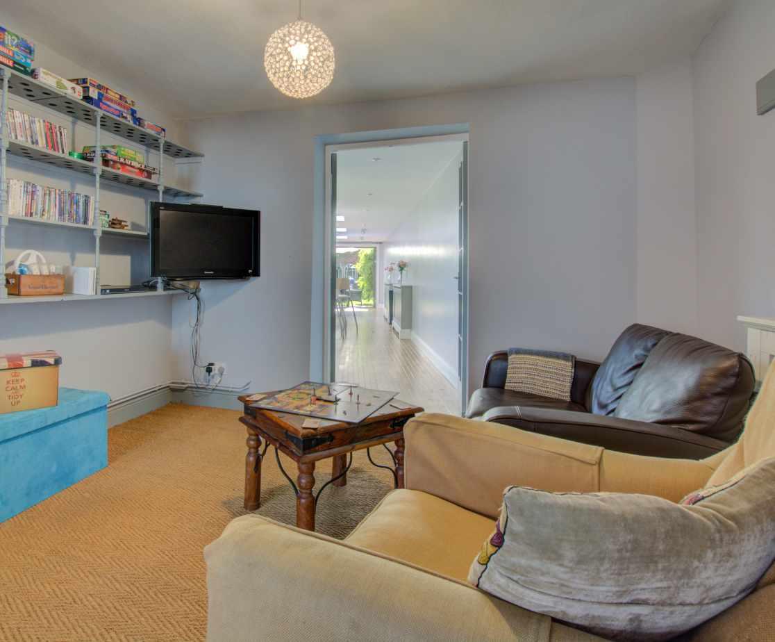 Cosy Snug/Sitting Room