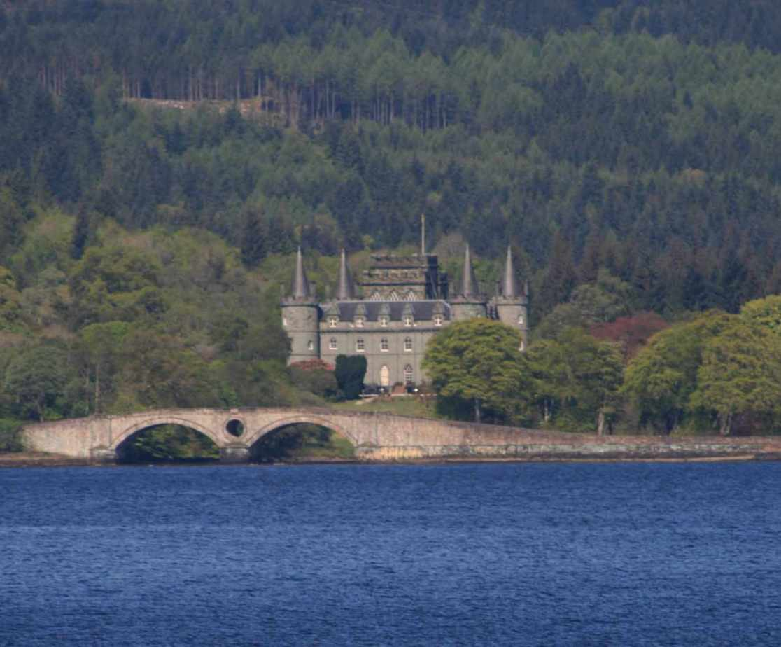 Make time for a trip to Inveraray Castle