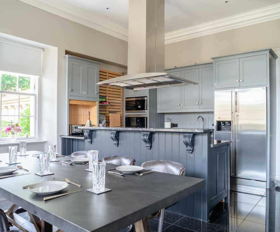 Kitchen | breakfast room