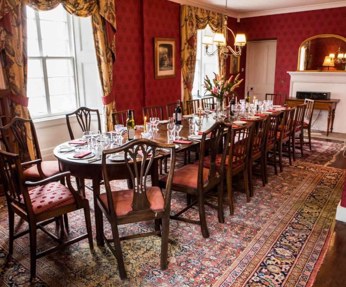 dining room 2020