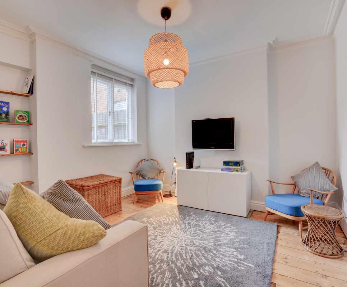 Small Sitting room/playroom on ground floor