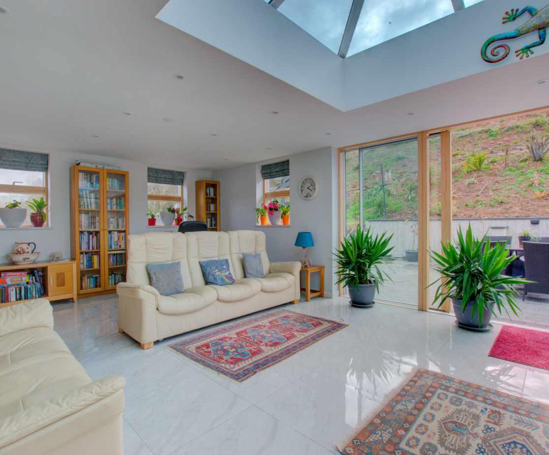 Sun room / conservatory