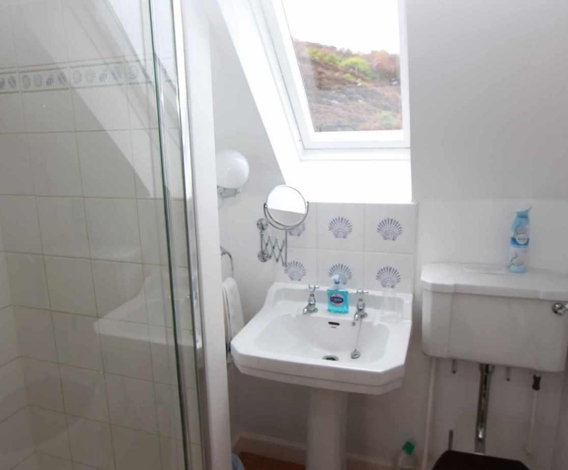 En-suite for twin room \'Jonathan\'