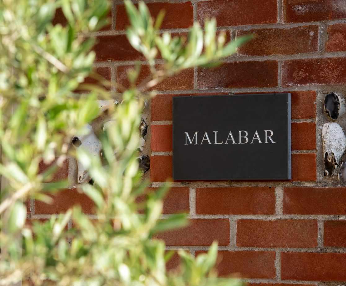 Malabar - Nameplate
