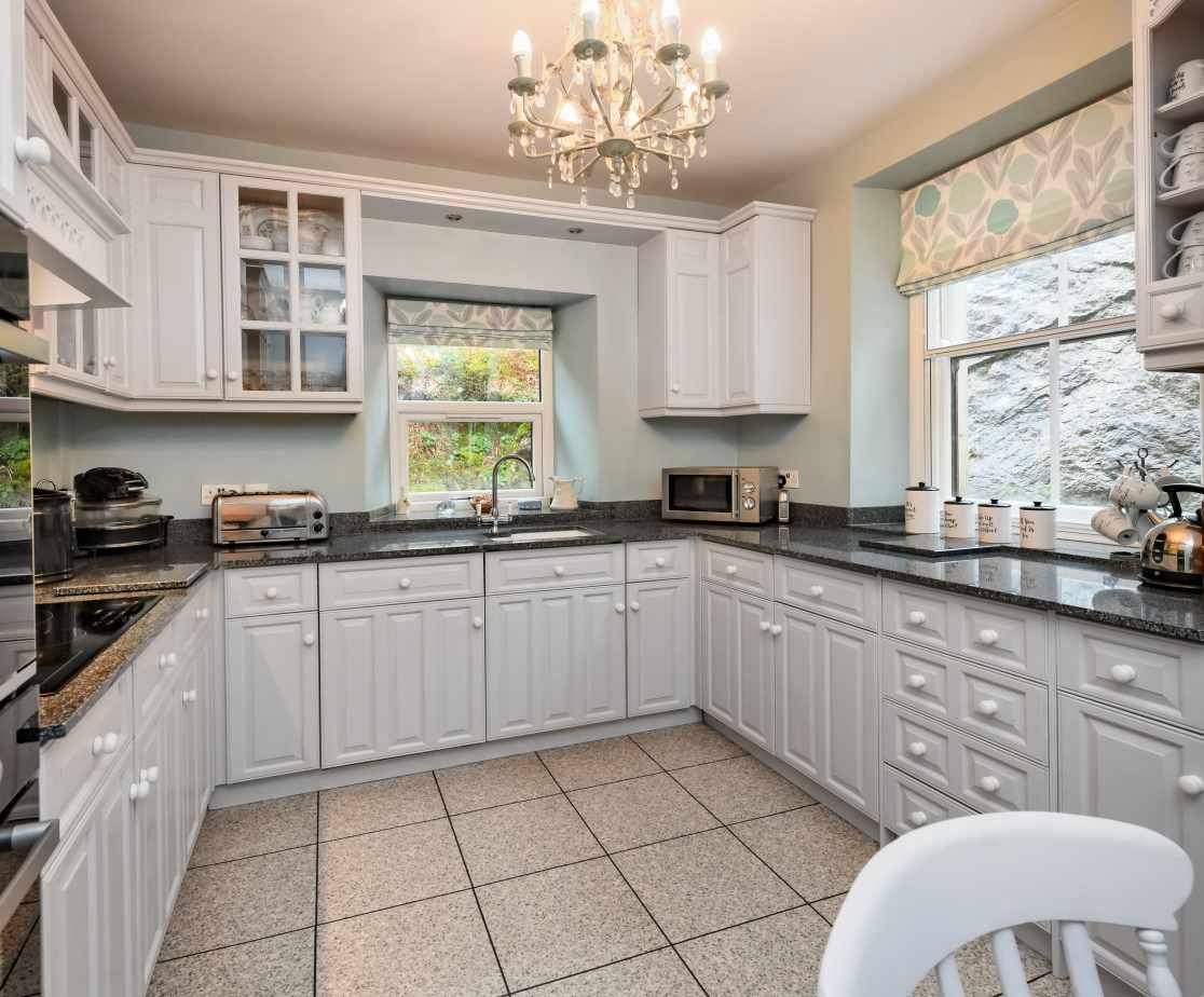 CRAIGY - Kitchen View 2