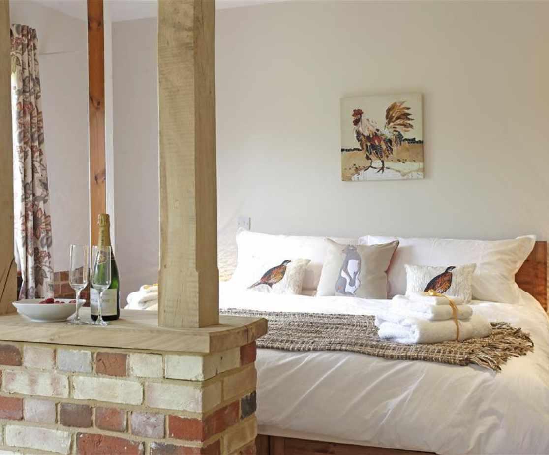 Pheasant Bedroom