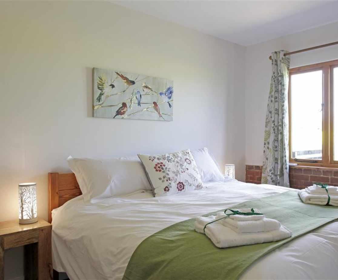 Moorhen Bedroom 1