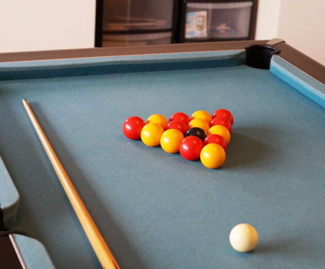 Tresaith Holiday Cottage - Pool Table