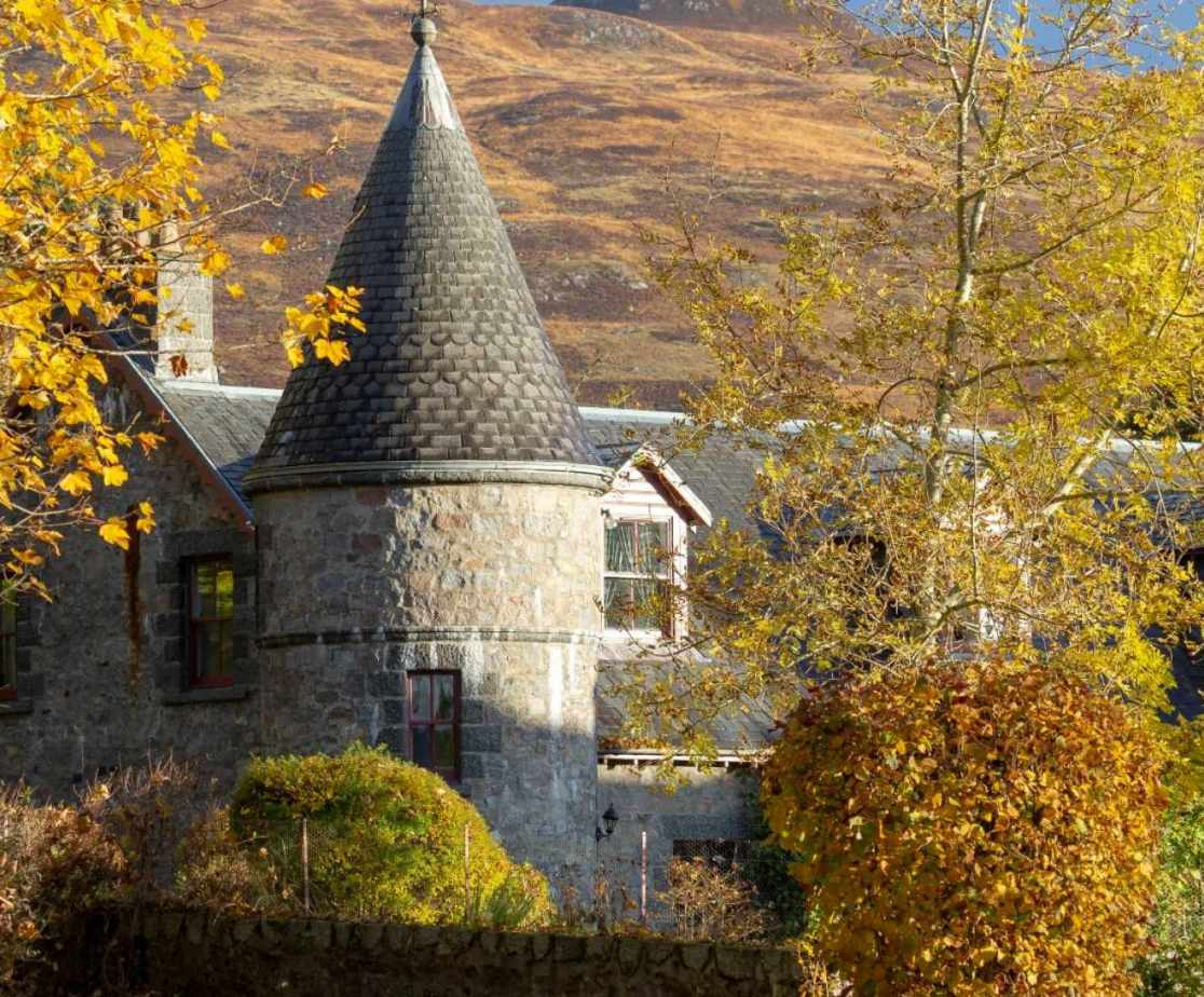 Autumn is a fabulous time of year to visit Scotland