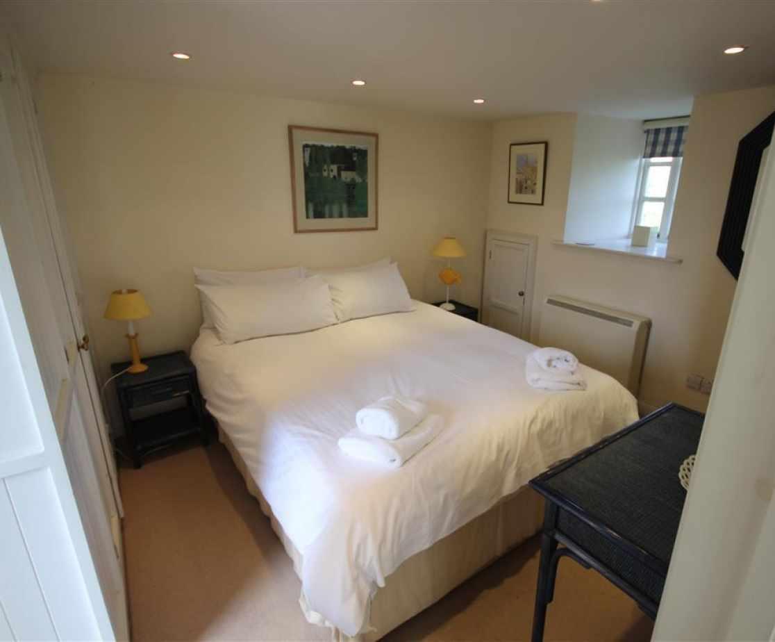 Double bedroom in Annex