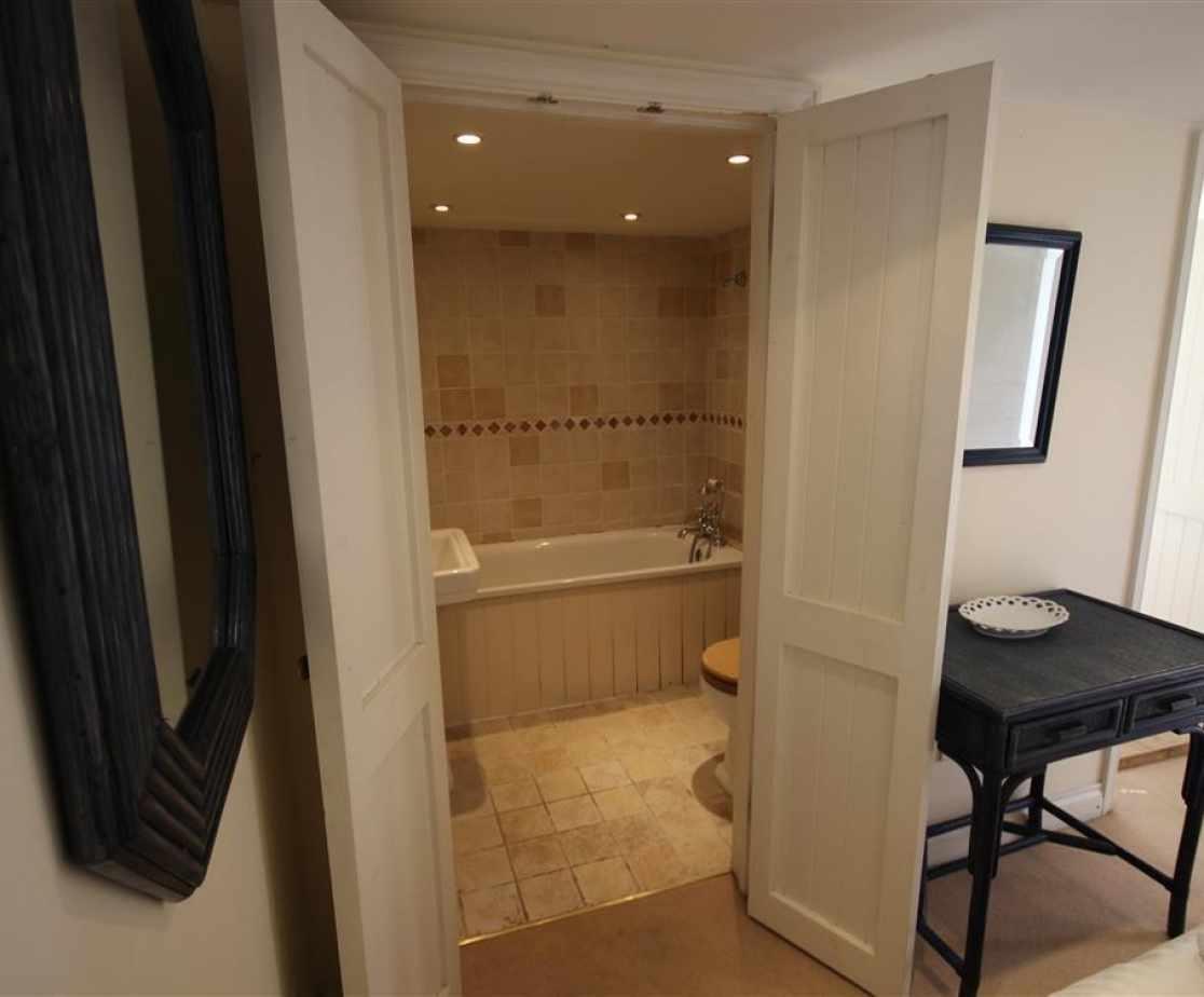 Bathroom to Annex