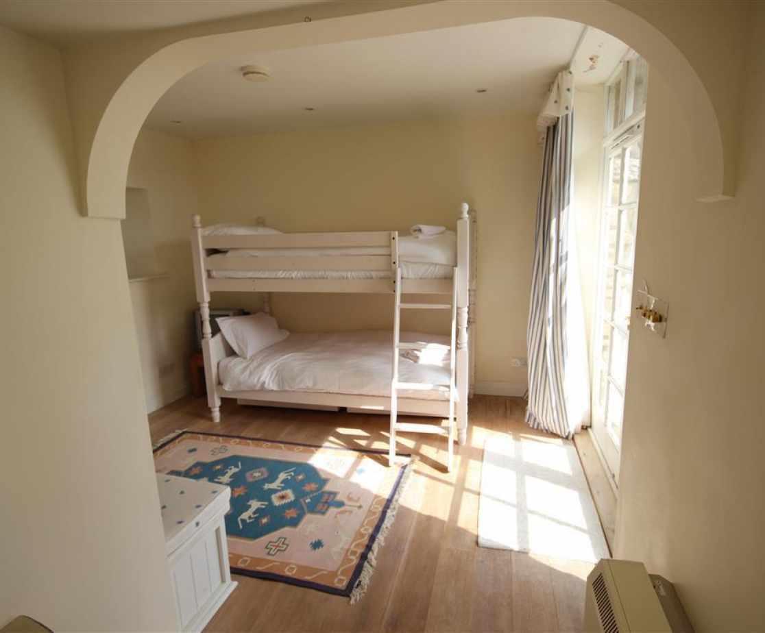 Bunk bedroom in Annex
