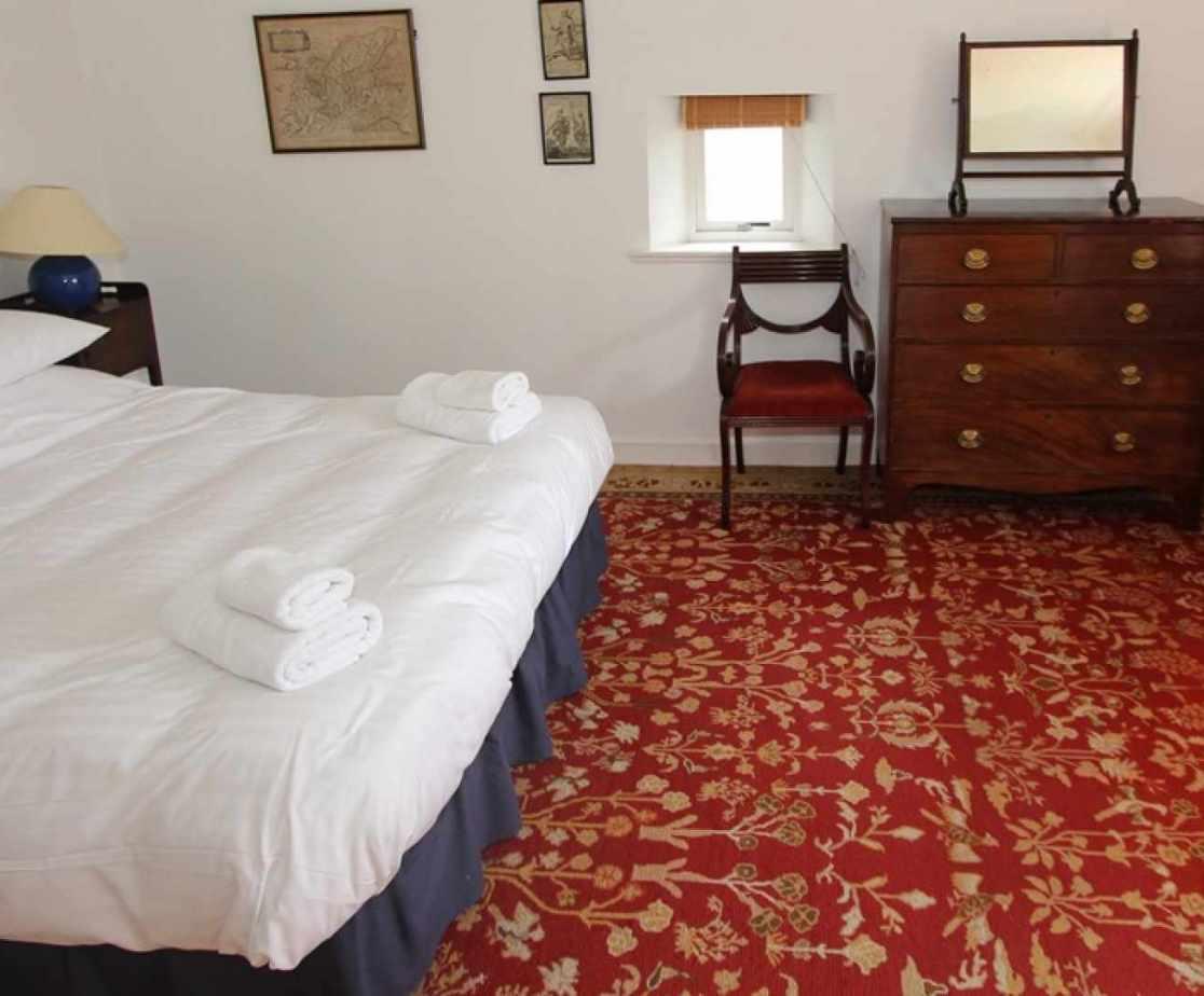 Bedroom no 1 is the largest bedroom