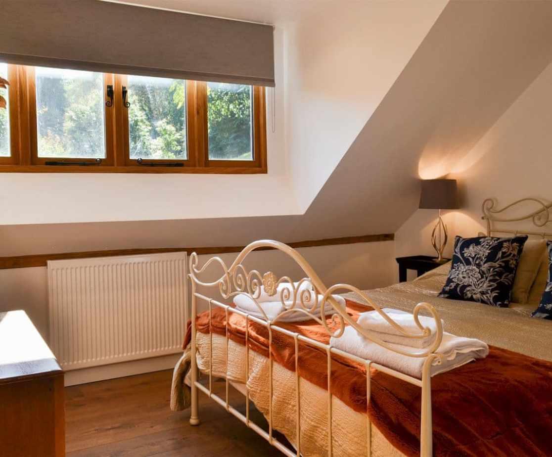 Littlepool double bedroom