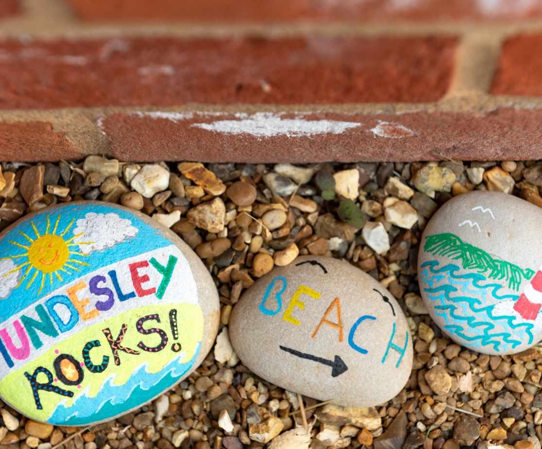 Mundesley Rocks