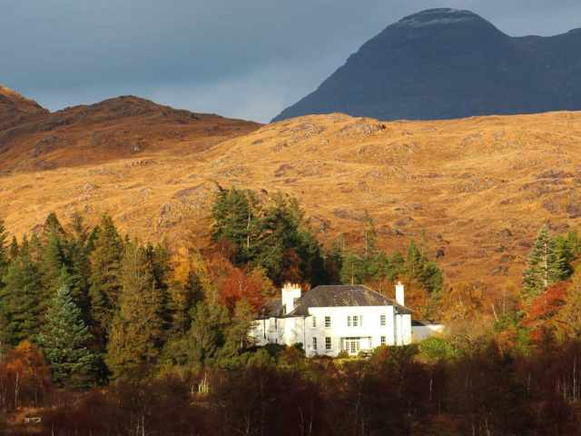 Stunning Highlands backdrop