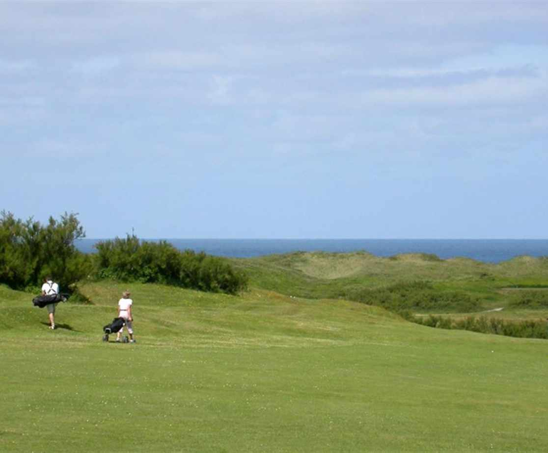 Near Trevose golf club