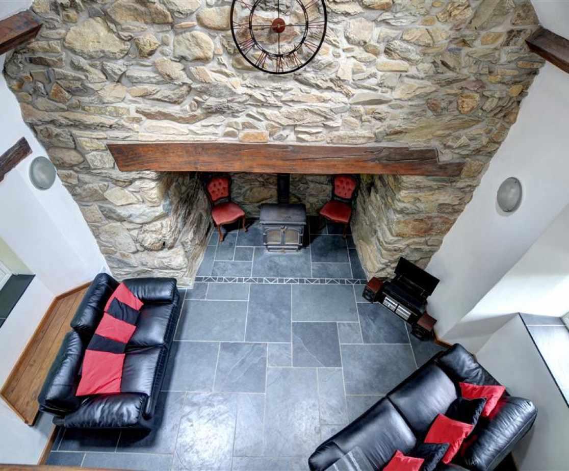 FL051 - Living Room from Mezzanine