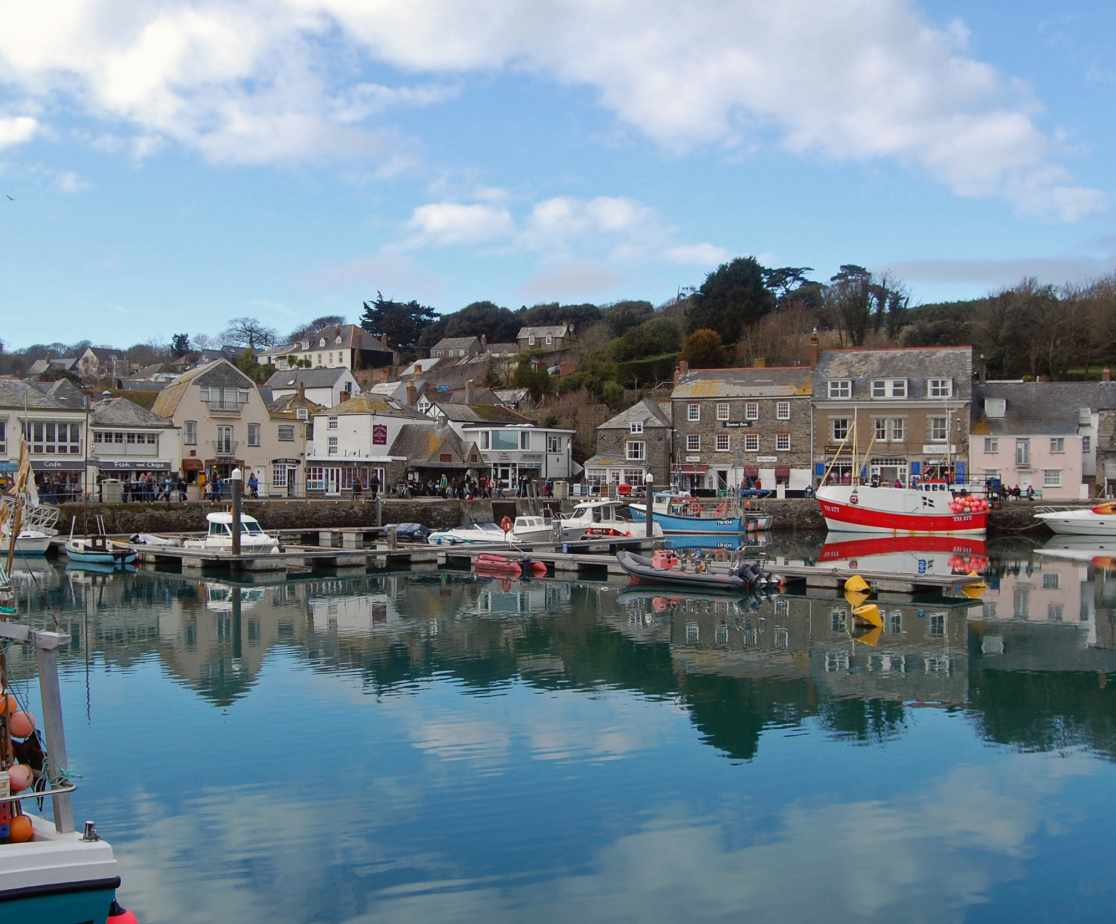 padstow, cornwall, harbour, fishing, boats, port, town, england, water, sea, ocean, destination, tourism, coast, seaside,