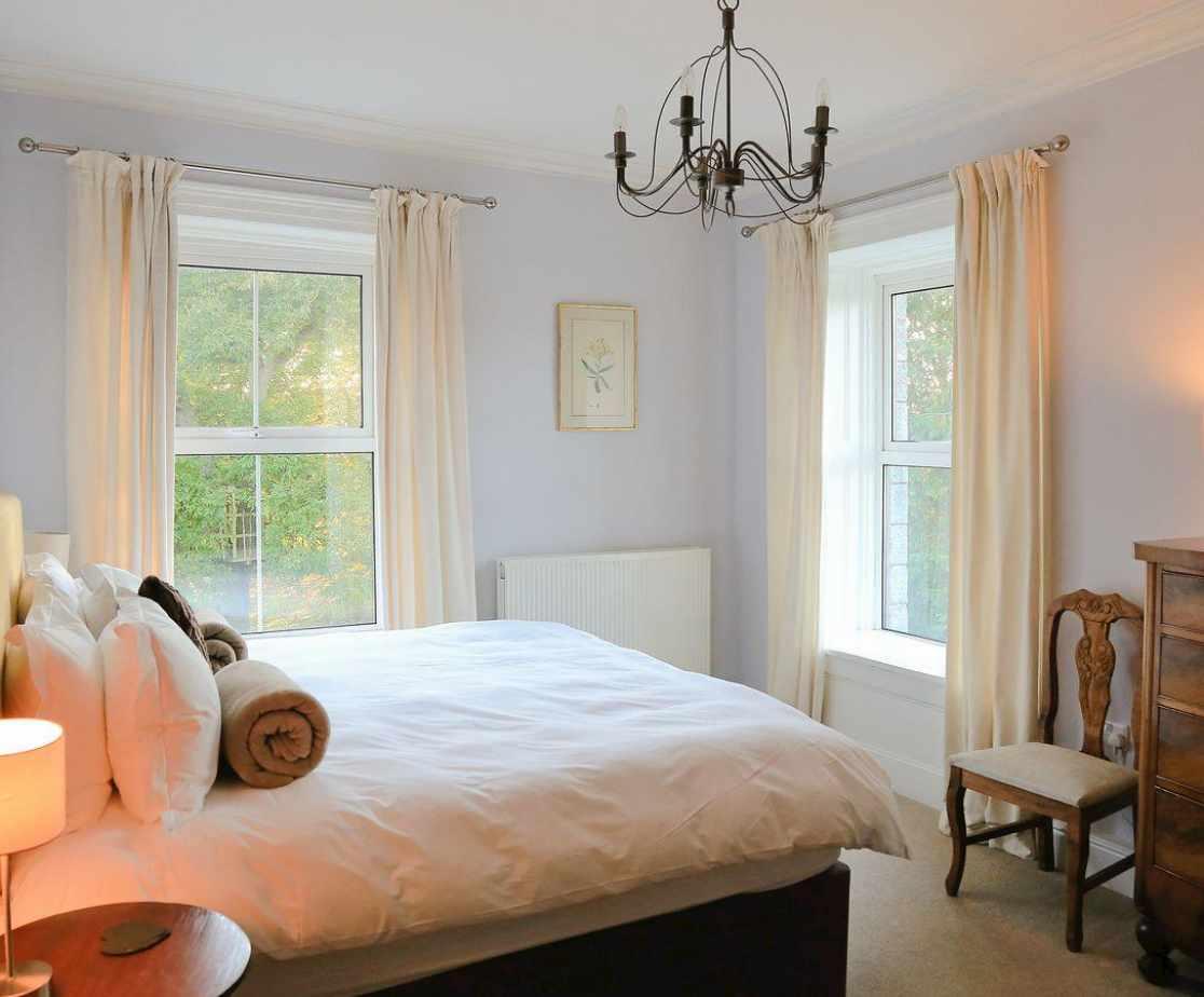 Pretty and quaint double bedroom