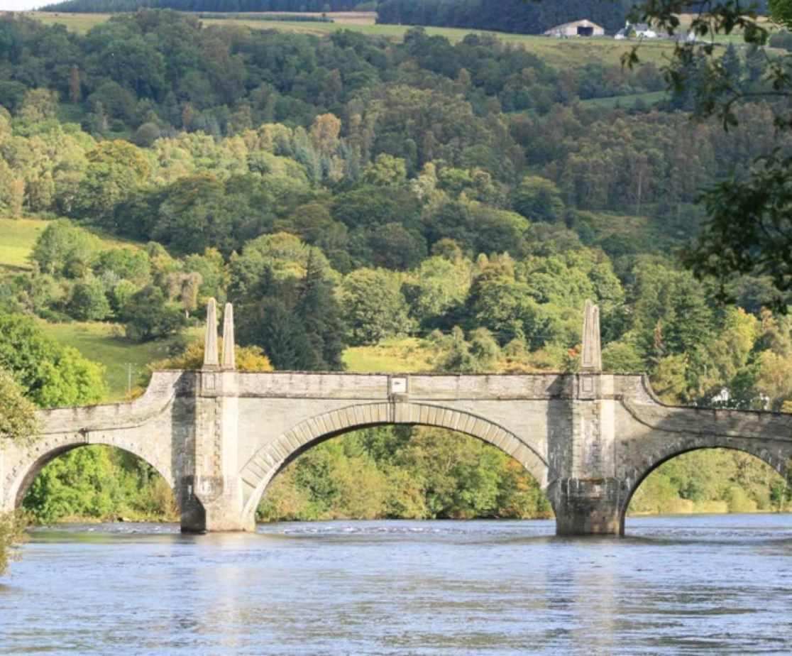 Wade\'s Bridge in Aberfeldy