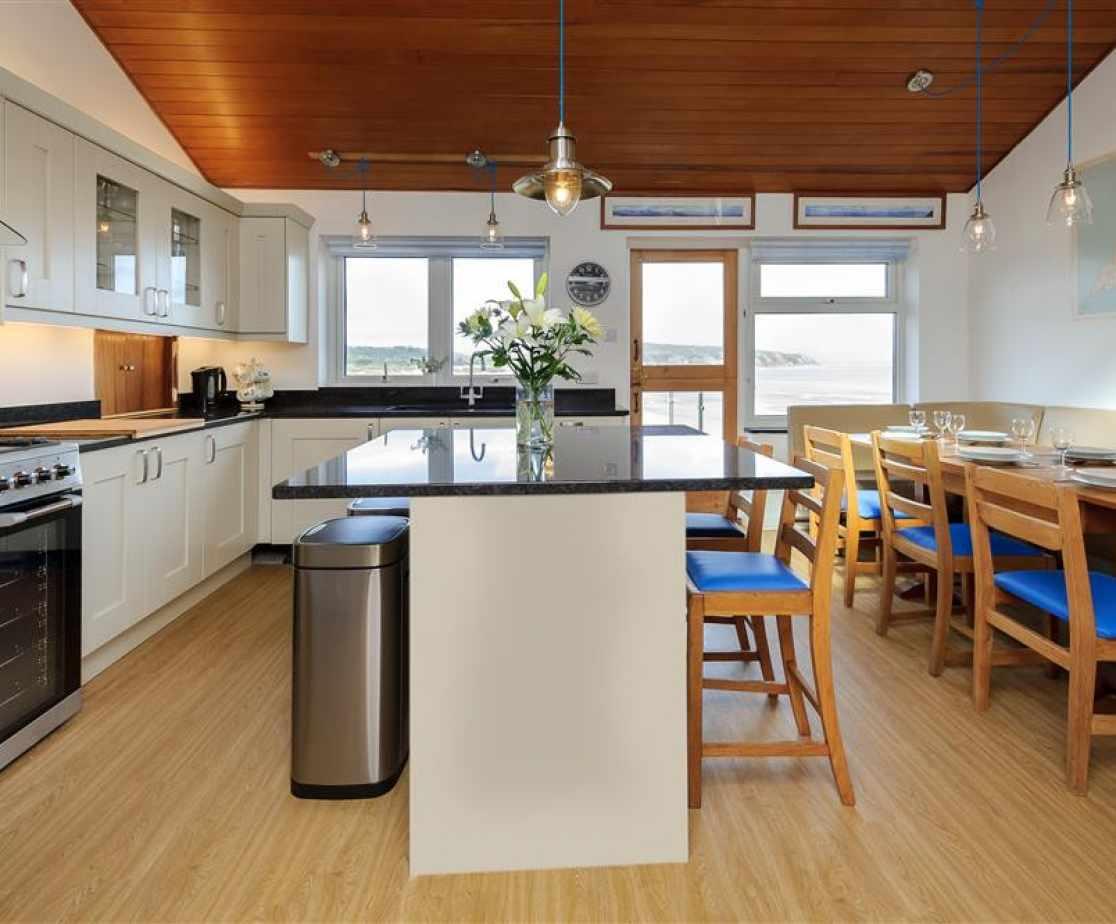 GILCOE - Kitchen View 1