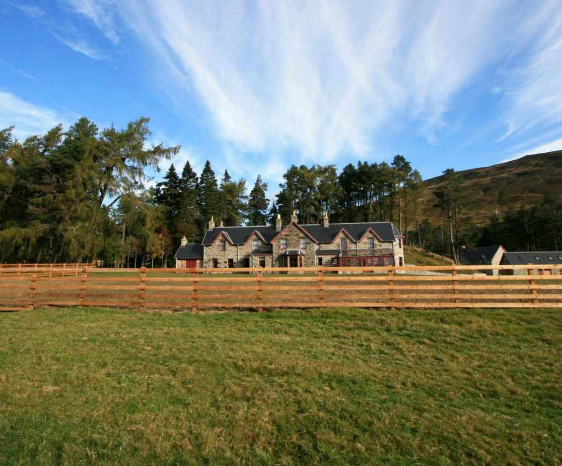 Holiday in Scotland in this luxury property in the Highlands