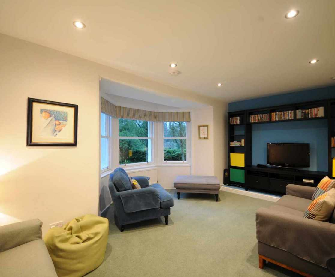 Play Room / Movie Room with Sky TV