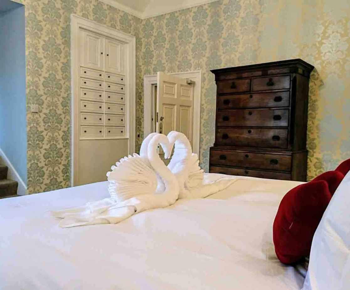 Alexandra Double Bedroom